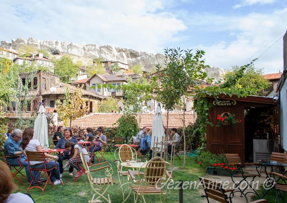Yaşayan Müze kahvesi, Beypazarı