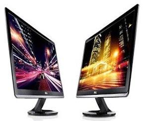 Dell presenta al mercado 2 monitores ultradelgados