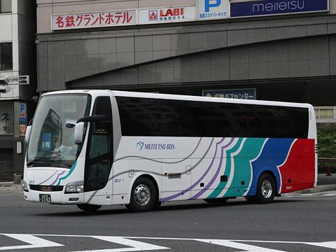 名鉄バス「不知火号」 2912