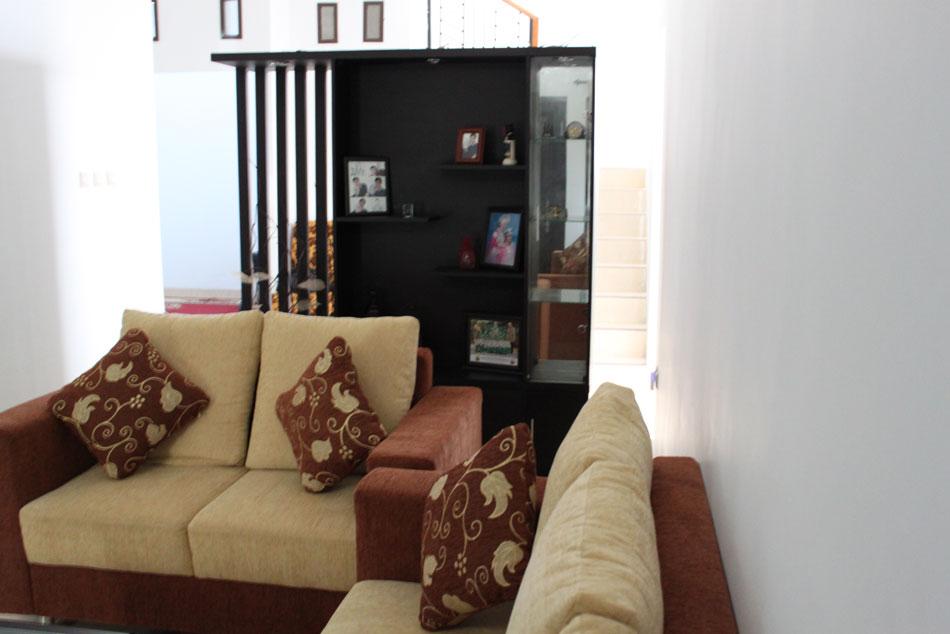 me family and my business menghias rumah baru