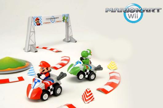 Super Mario Kart Wii Action Figures Set 2