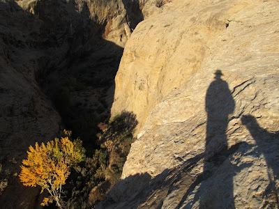 Above Spring Canyon