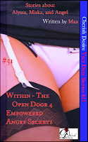 Cherish Desire: Very Dirty Stories #51, Max, erotica