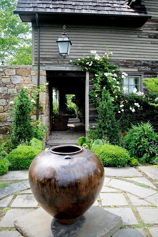 Garden Pottery Accent