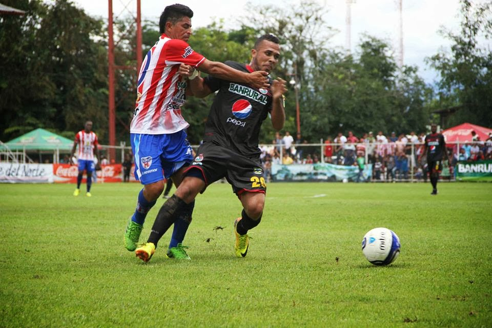 Debacle en Morales: Heredia 3 - 0 Municipal