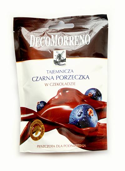 porzeczka w czekoladzie