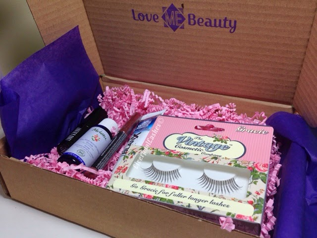 love me beauty box april 2014