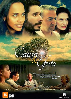 Filme Poster Causa & Efeito DVDRip XviD & RMVB Nacional