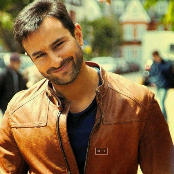 Over the years, Saif has carried off different looks and now has transformed into a charming man with his stubble look and cropped hair. Click next to see Shahid Kapoor's picture when he made his debut in B'wood!