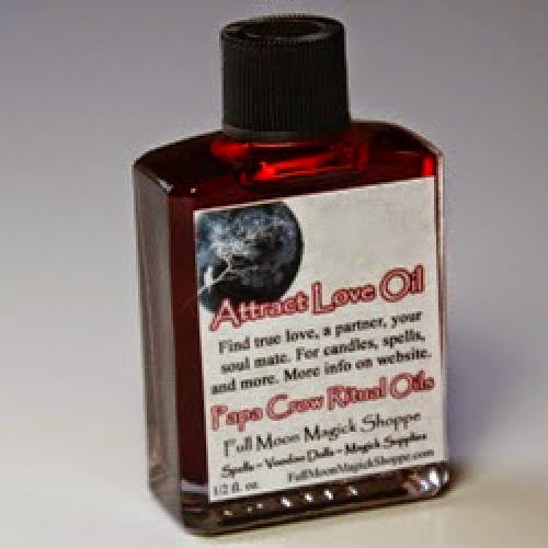 Attract Love Oil