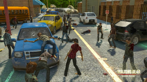 The Walking Dead (2012) Full PC Game Resumable Direct Download Links and Rar Parts Free
