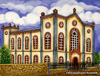 Synagogues Ext  - A Strongwater Designs