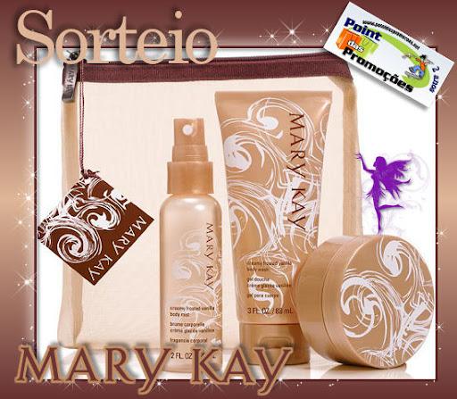 Sorteio Mary Kay by Point das Promoções