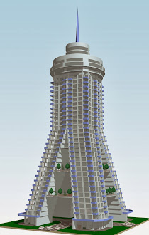 Жилые башни