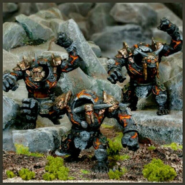 Golems Kings of War
