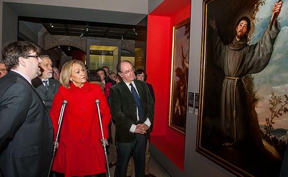 Exposición 'El triunfo de la imagen' con tesoros del patrimonio religioso de Madrid
