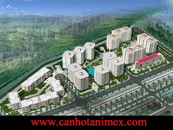 Hình ảnh khu Căn hộ Tanimex Bình Tân
