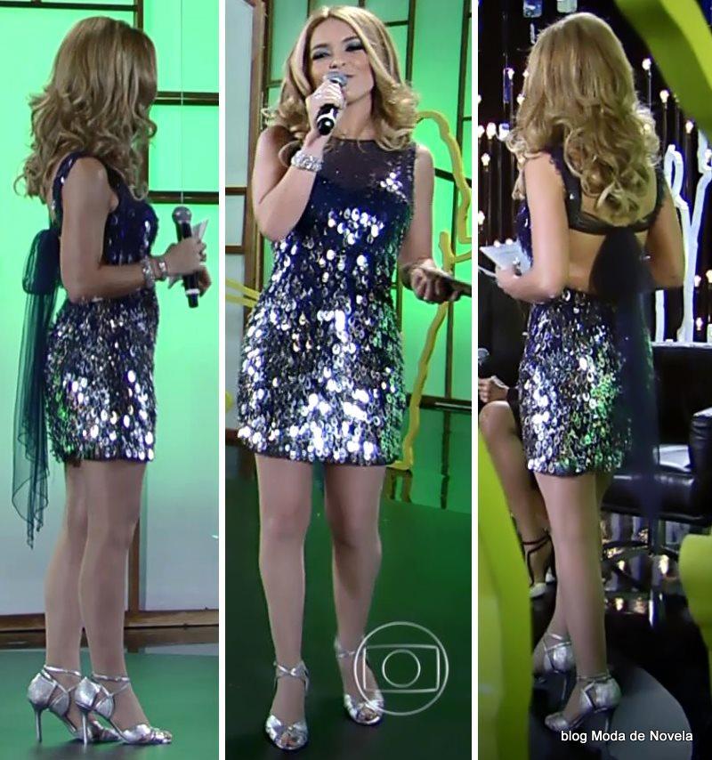 moda da novela Geração Brasil - look da Pamela dia 29 de julho