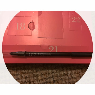 No7 Stay Perfect Metallic Eyes Pencil