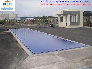 Trạm cân xe tải bê tông độ bền cao chính xác