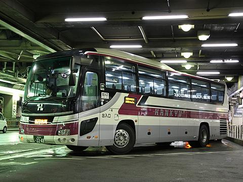 阪急バス 有馬急行線 282