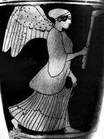 Goddess Ananke Image