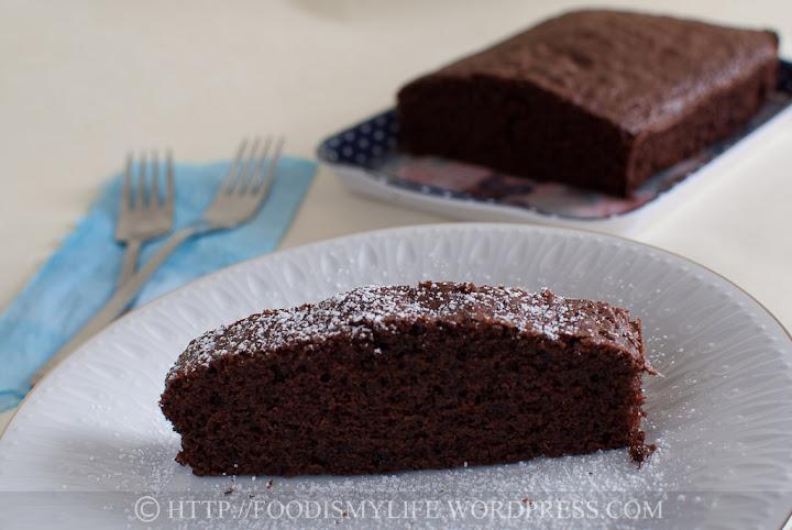 Easy Everyday Chocolate Cake