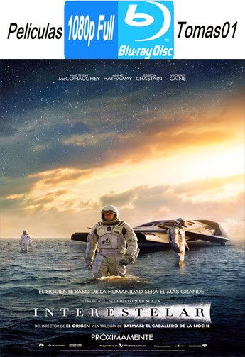 Interestelar (Interstellar) (2014) (BRRip/BDRip) Full 1080p