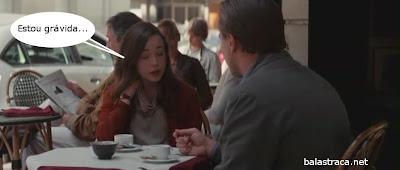 inception, Ellen Page, a origem, humor, leonardo di caprio, gravidez