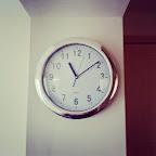 Pierwszy zegar kuchenny