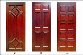 Cửa gỗ CSM0414