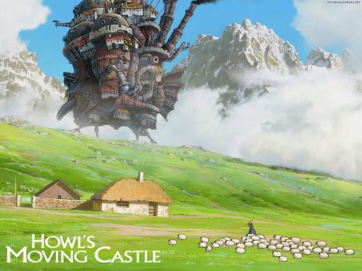 Lâu đài di động của Howl - Howl's moving castle