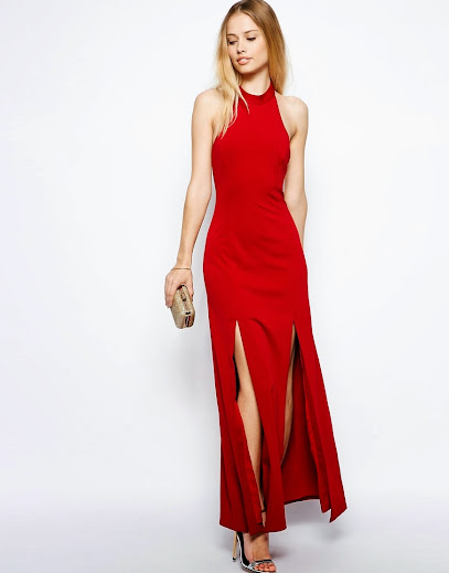 Maxi dress 11744 - Maxi dress - Fashion Dress