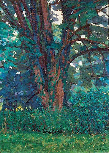 Harold Gilman - In Gloucestershire