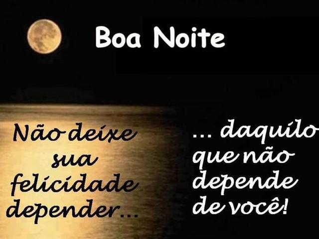 Cantinho Das Ideias: Boa Noite