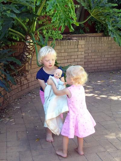 Miriam, Moses and the princess