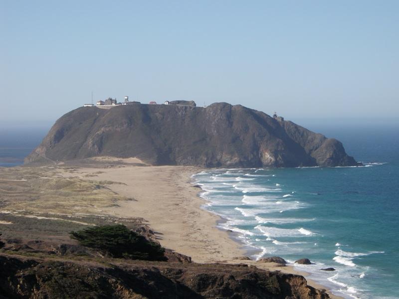 California Coast • Point Sur Lighthouse