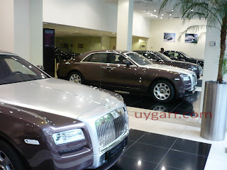 Car of the Day #1 Rolls Royce Ghost