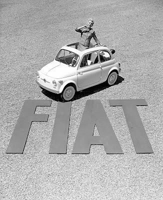 Fiat and the 500