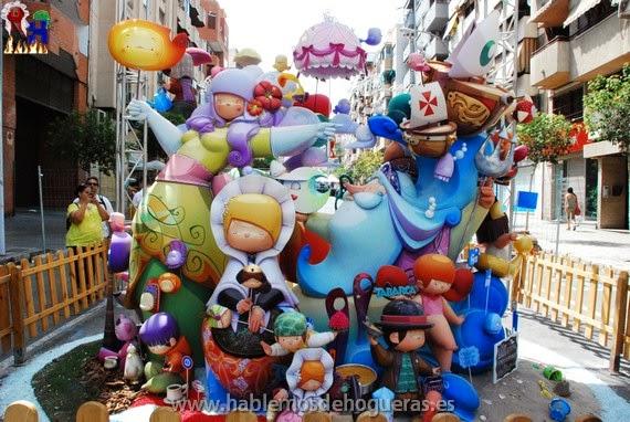 Hoguera Infantil 2014 - Altozano