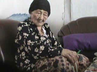 Nenek Miskin Berusia 117 Tahun Ini Tak Kantongi KPS