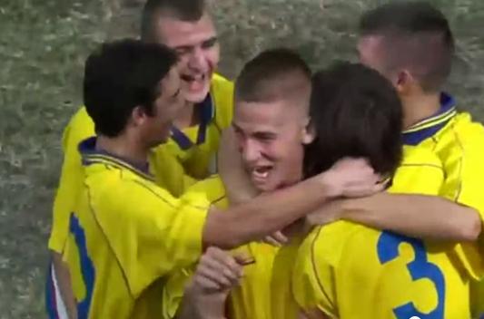 В Сербии забит один из самых быстрых голов в истории футбола (ВИДЕО)