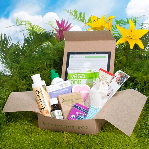 All Natural Products from Conscious Box