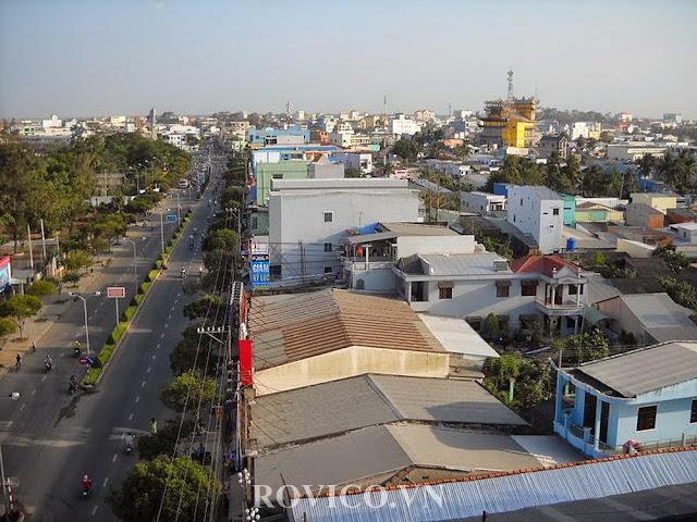 Thành Phố Sóc Trăng