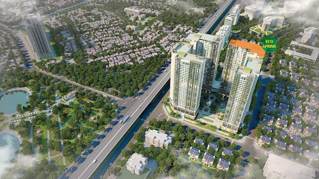 Những căn hộ cuối cùng Eco- Green City hút khách hàng trẻ