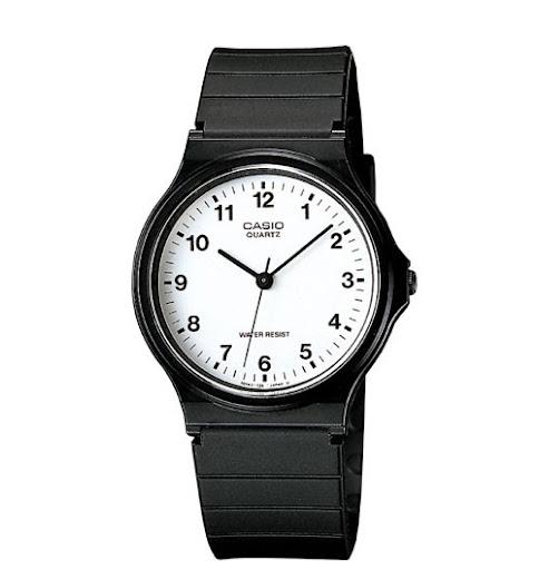 Jual Jam Tangan Casio Standard   MQ-24  f6e6af3548