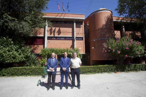 Ampliación del Instituto Las Musas en San Blas