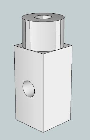 Frenos hidráulicos con corte de motor incorporado Adaptador%2Bracor