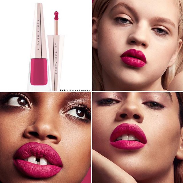 Stunna Lip Paint Longwear Fluid Lip Color Unlocked