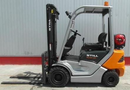 Xe nâng LPG Forklift 1.5 - 3.5 tấn